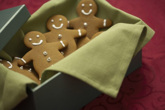 Using Christmas Cookies As Gifts