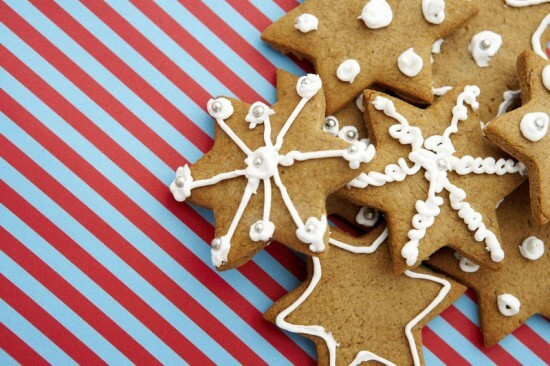 Gingerbread Cookies Icing