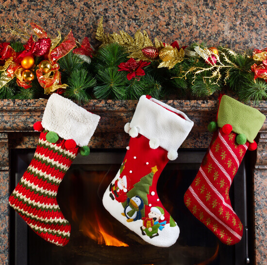 The Tradition of Christmas Stockings » Christmas » Surfnetkids