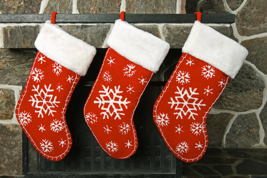 Adding Personality to Your Christmas Stockings