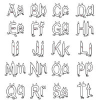Thumbnail image for Animated Alphabet