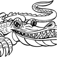 Thumbnail image for Artistic Alligator