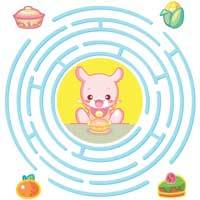 Thumbnail image for Baby Food Labyrinth