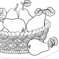 Thumbnail image for Basket Of Pears