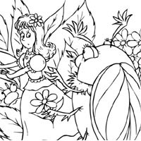 Thumbnail image for Beetle Meets Thumbellina