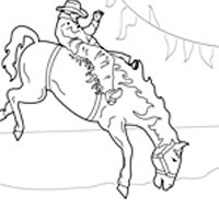 Thumbnail image for Bucking Bronco