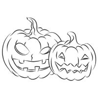 Thumbnail image for Carved Pumpkins
