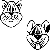 Thumbnail image for Cat And Dog