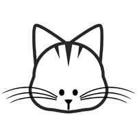 Cat And Kitten Coloring Pages Surfnetkids