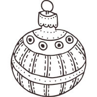 Thumbnail image for Christmas Tree Decoration