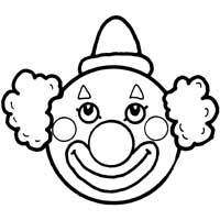 Thumbnail image for Clown Face