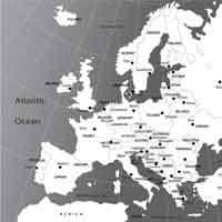 Thumbnail image for European Nations Map