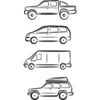 Thumbnail image for Four Vehicles