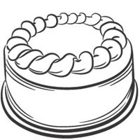 Thumbnail image for Frosted Cake