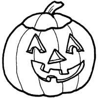 Thumbnail image for Happy Carved Pumpkin