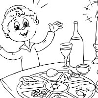 Thumbnail image for It's A Passover Seder