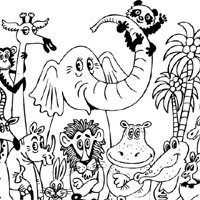 Thumbnail image for Jungle Friends