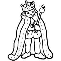 Thumbnail image for King With Scepter