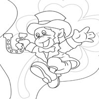 Thumbnail image for Leprechaun With Horseshoe