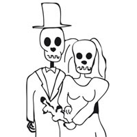 Thumbnail image for Married Skeletons