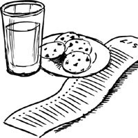 Milk, Cookies, List