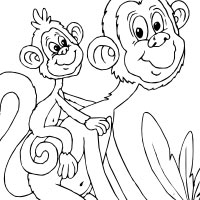 Thumbnail image for Monkey Mom