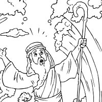 Thumbnail image for Moses Parts The Red Sea