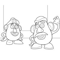 Thumbnail image for Mr. and Mrs. Potato Head
