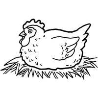 Thumbnail image for Nesting Hen