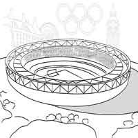 Thumbnail image for Olympic Stadium 2012