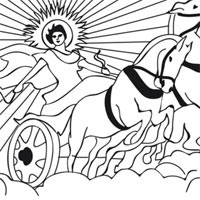 Thumbnail image for Phaeton in Chariot