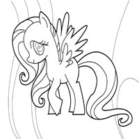 Thumbnail image for Pony With Wings
