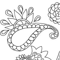 Thumbnail image for Pretty Paisleys