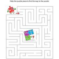 Thumbnail image for Puzzle Piece Maze