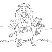 Thumbnail image for Shrek and Donkey
