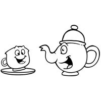 Thumbnail image for Silly Tea Time