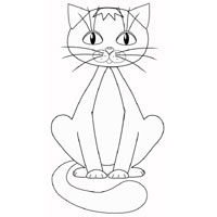 Thumbnail image for Sitting Kitty