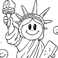 Thumbnail image for Smiley Face Liberty