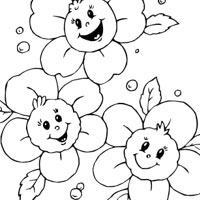 Thumbnail image for Smiling Flowers