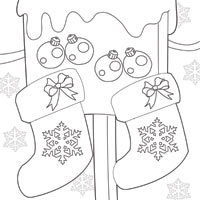 Thumbnail image for Snowflake Stockings