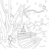 Thumbnail image for Snowy Fence