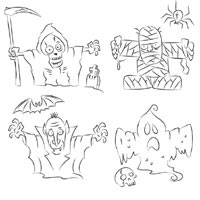 Thumbnail image for Spooky Costumes