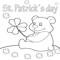 Thumbnail image for St. Patty's Teddy Bear