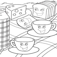 Thumbnail image for Tea Time Picnic