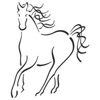Thumbnail image for Trotting Horse