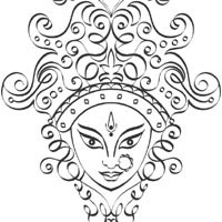 Warrior Durga