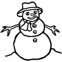 Thumbnail image for Winter's Snowman