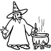 Thumbnail image for Witch and Cauldron