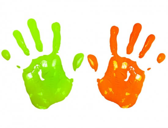 Handcrafted Handprints...