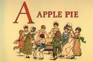 A Was an Apple Pie